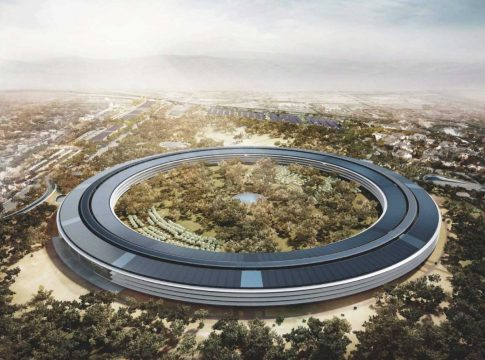 офис apple