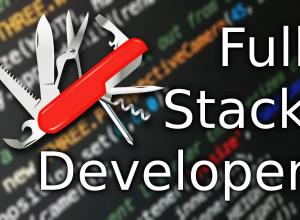 Full Stack разработчик