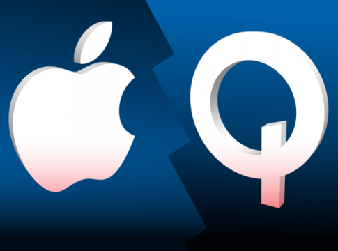 Qualcomm и Apple