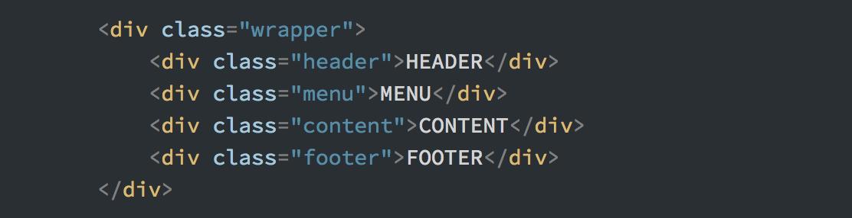 Реализация в CSS Grid