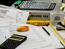 Предприниматель и уплата налогов