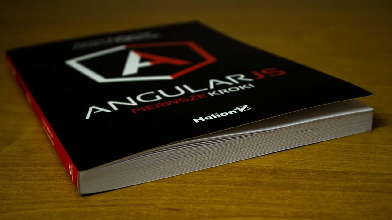 Популярные фреймворки JavaScropt: Angular.js