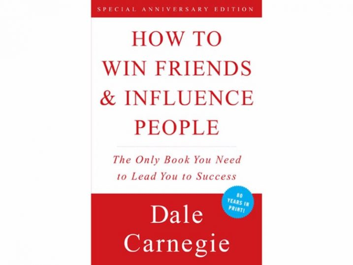 Как завоевывать друзей и оказывать влияние на людей