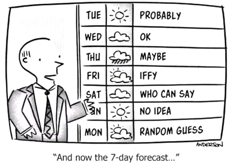 Как делать прогноз