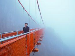Изучение программирования похоже на туманный мост