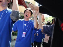 Высшие должности в Apple: главный менеджер, главный инженер, главный директор