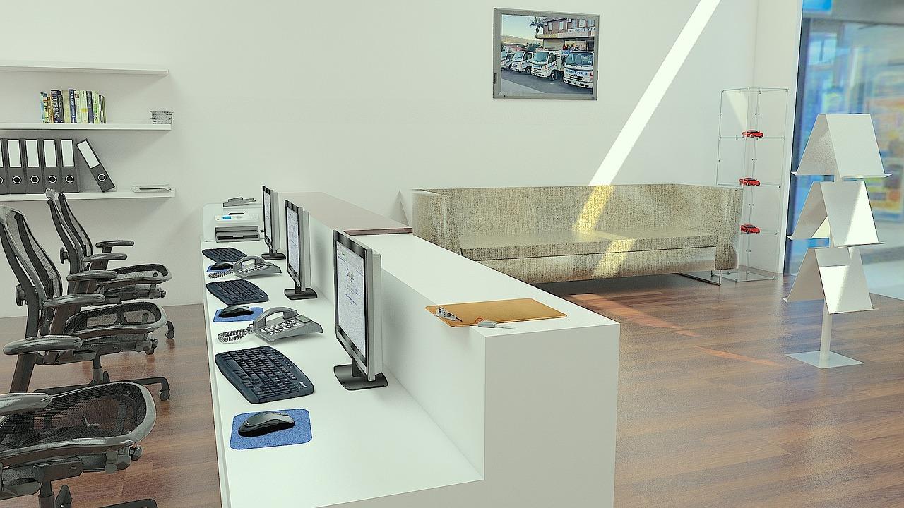 Где лучше работать в офисе или дома