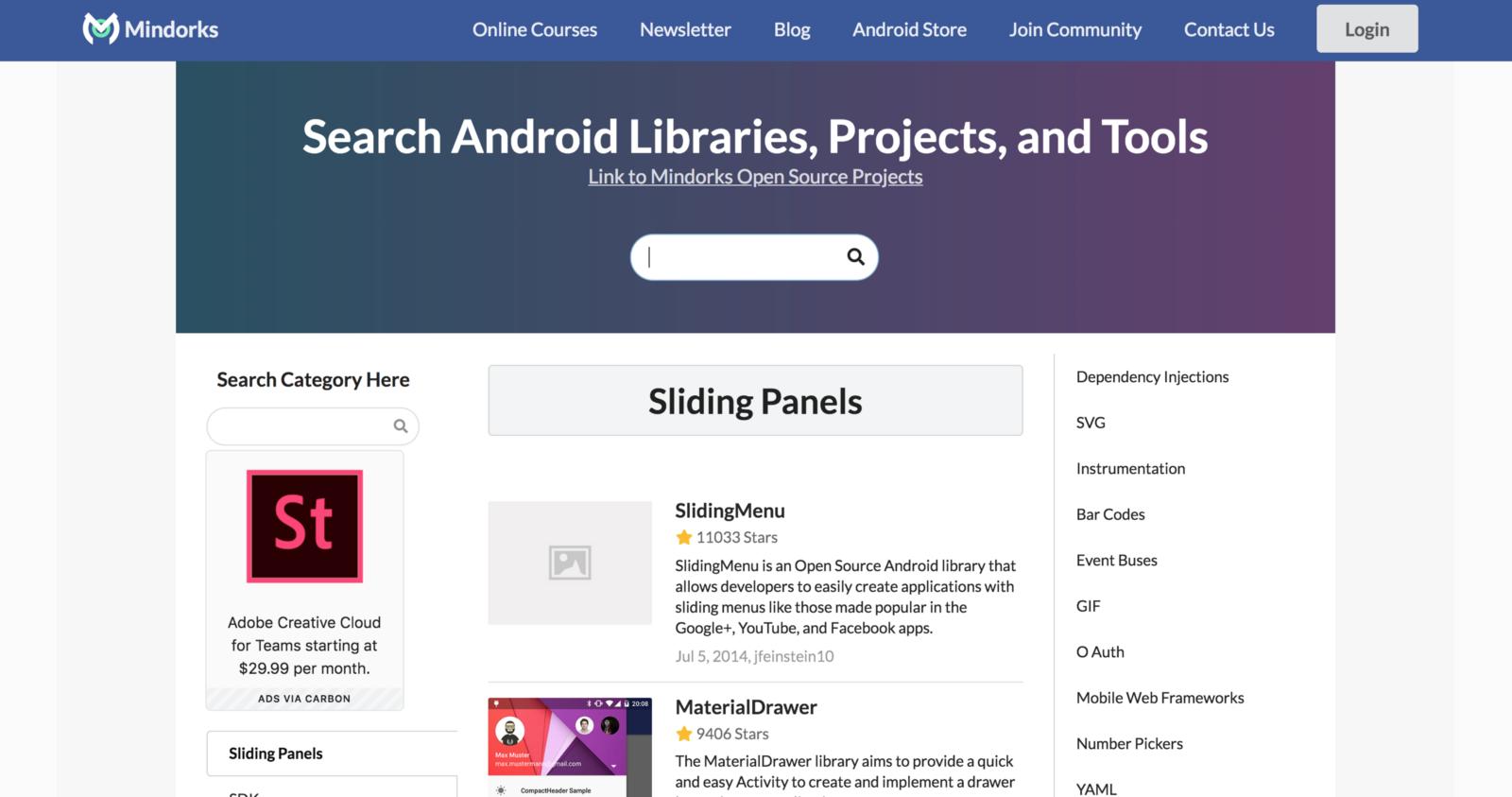 Mindorks App Store
