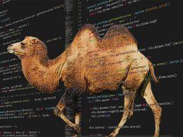 Стиль написания составных слов camelCase