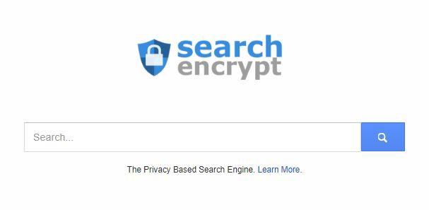 Поисковик Search Encrypt