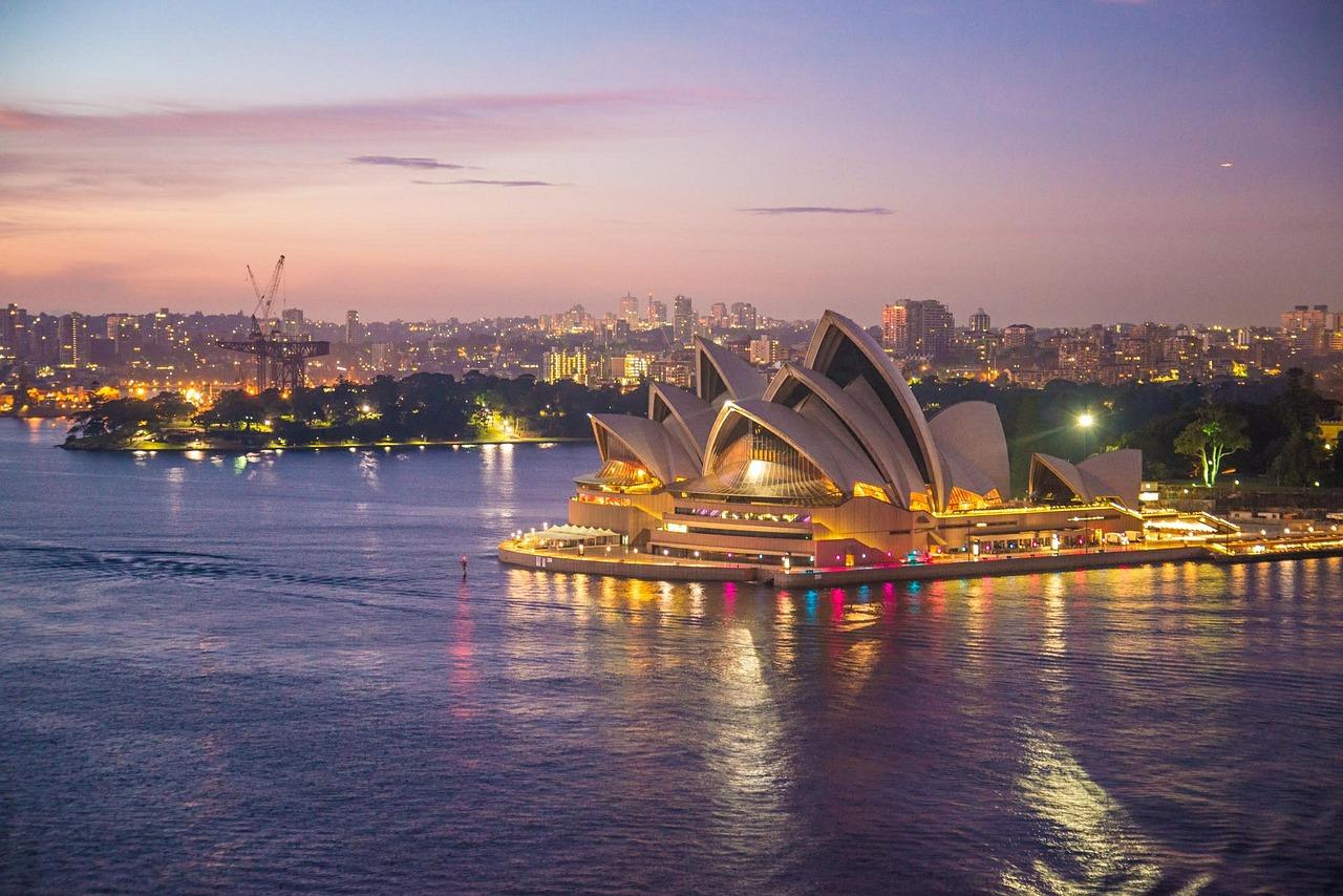 Предварительные расчеты при строительстве Сиднейской оперы были неверными