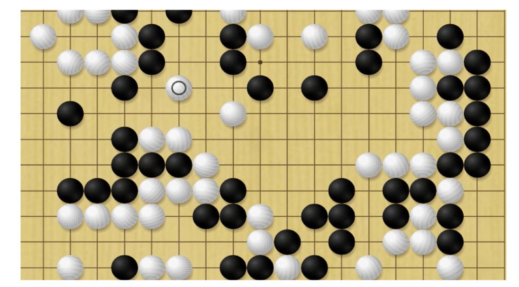 ELF with AlphaGoZero