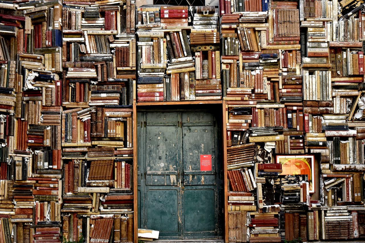Многие книги слишком старые