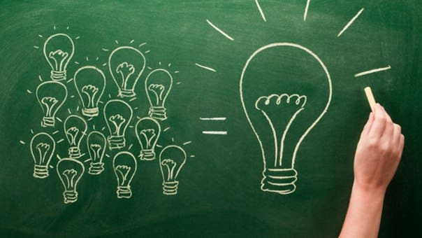Откройтесь другим идеям
