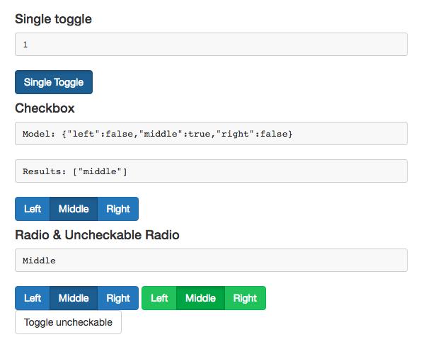 AngularJS Bootstrap