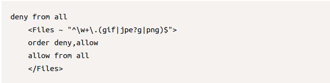 Защита от двойного расширения файла