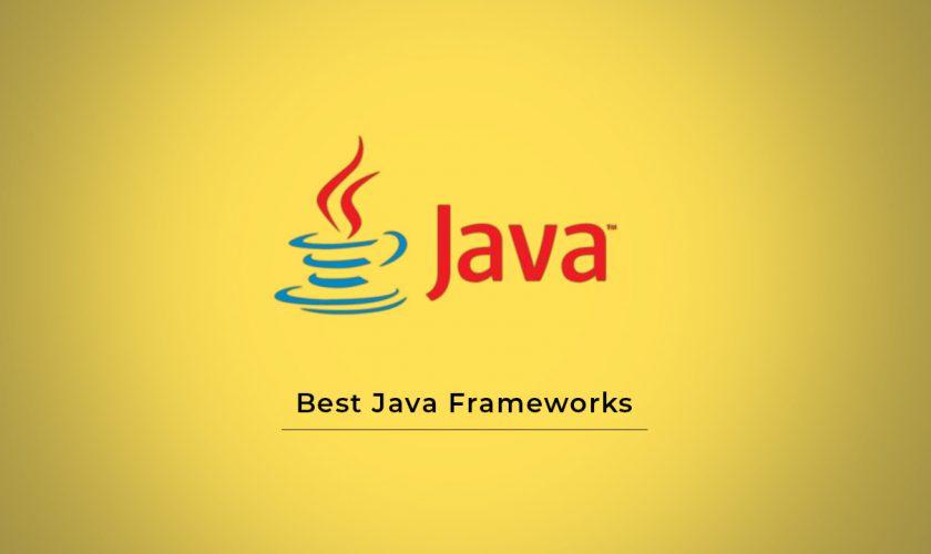 Лучшие фреймворки Java