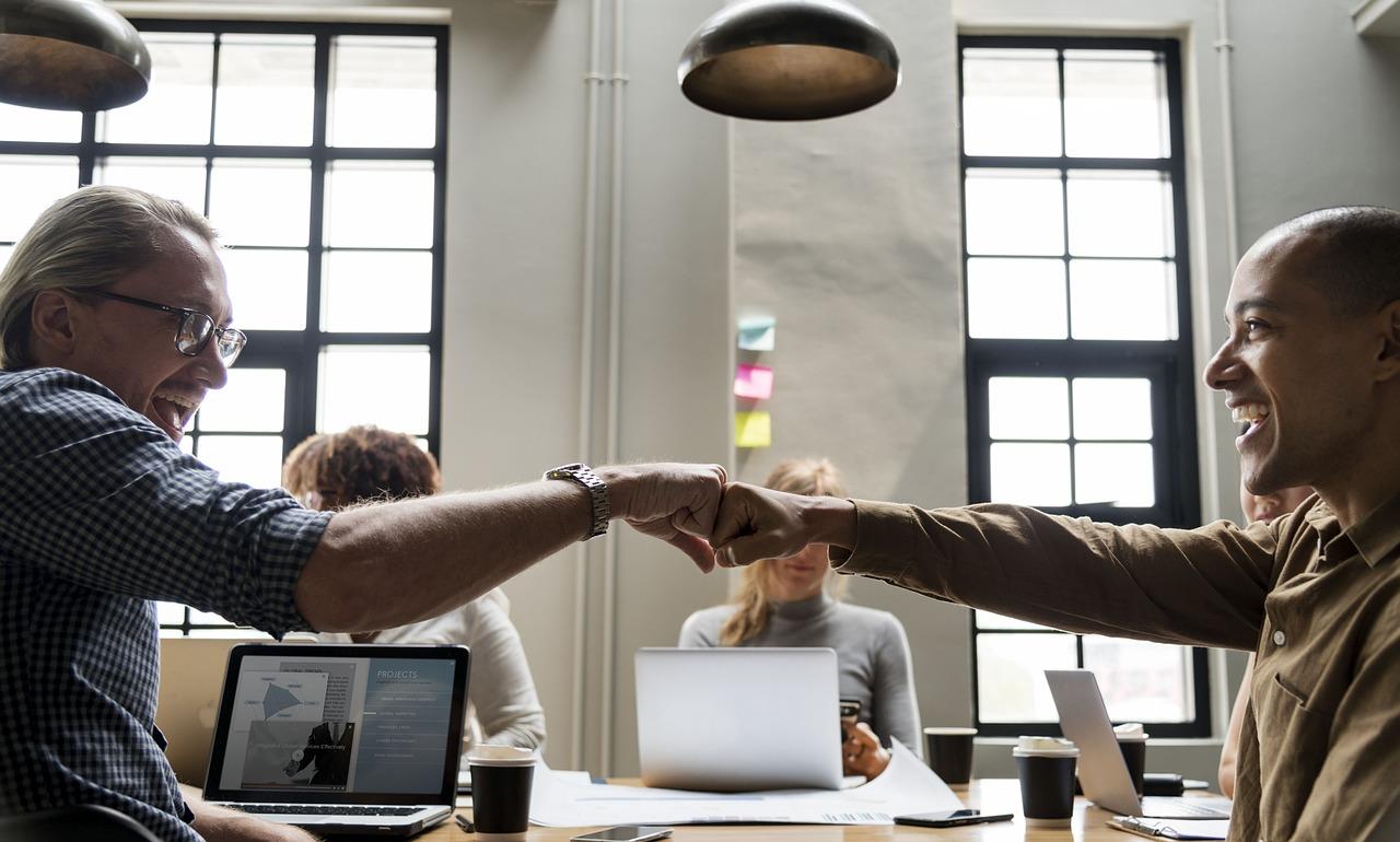 Сотрудничество помогает делать отличные проекты