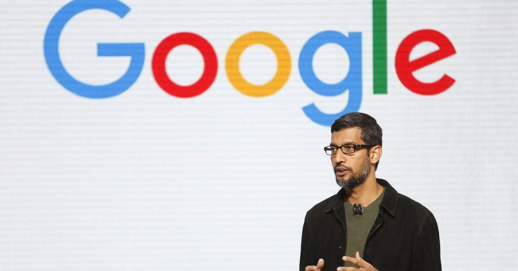 Сундар Пичаи занял пост СЕО Google в 2015 году.