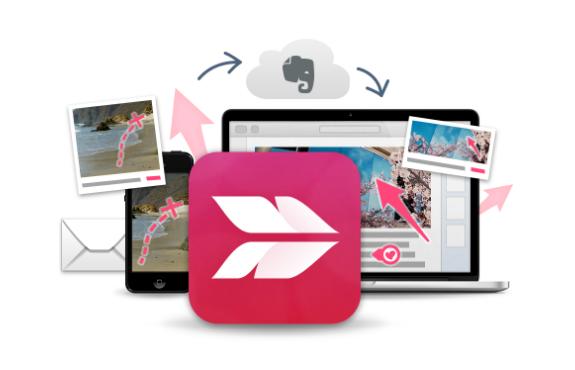 Skitch - программа для снимков экрана