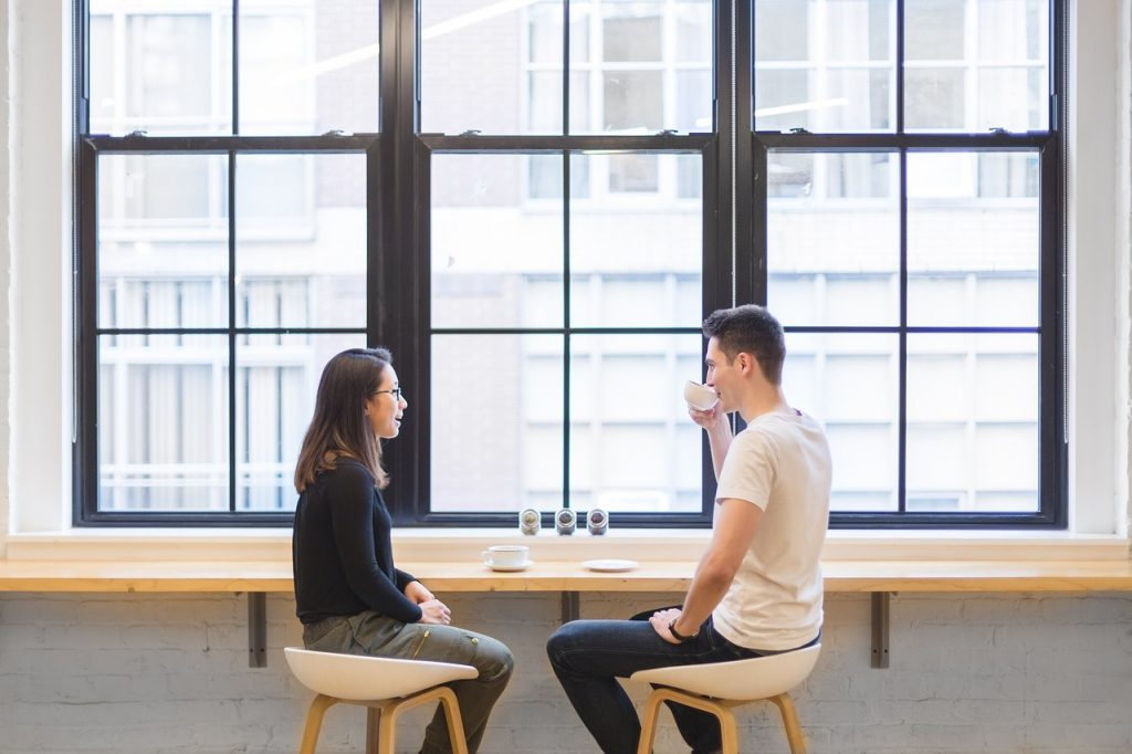Собеседование напоминает первое свидание