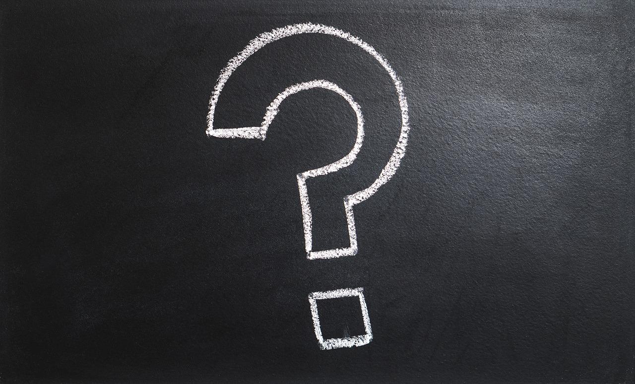 Важно уметь задавать вопросы