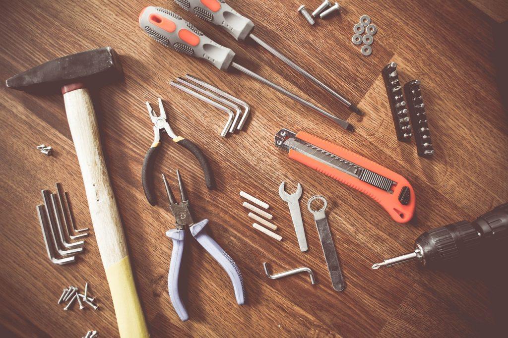 Правильные инструменты