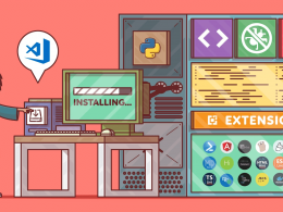 Программированеи на Python в VS Code