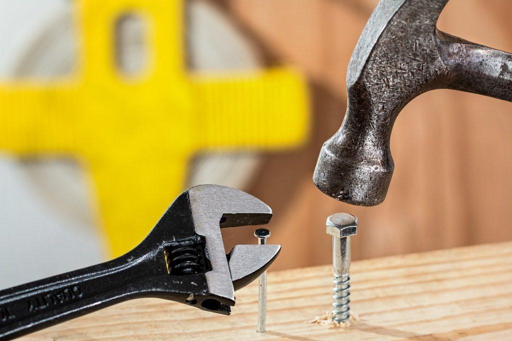 Неправильное использование инструментов