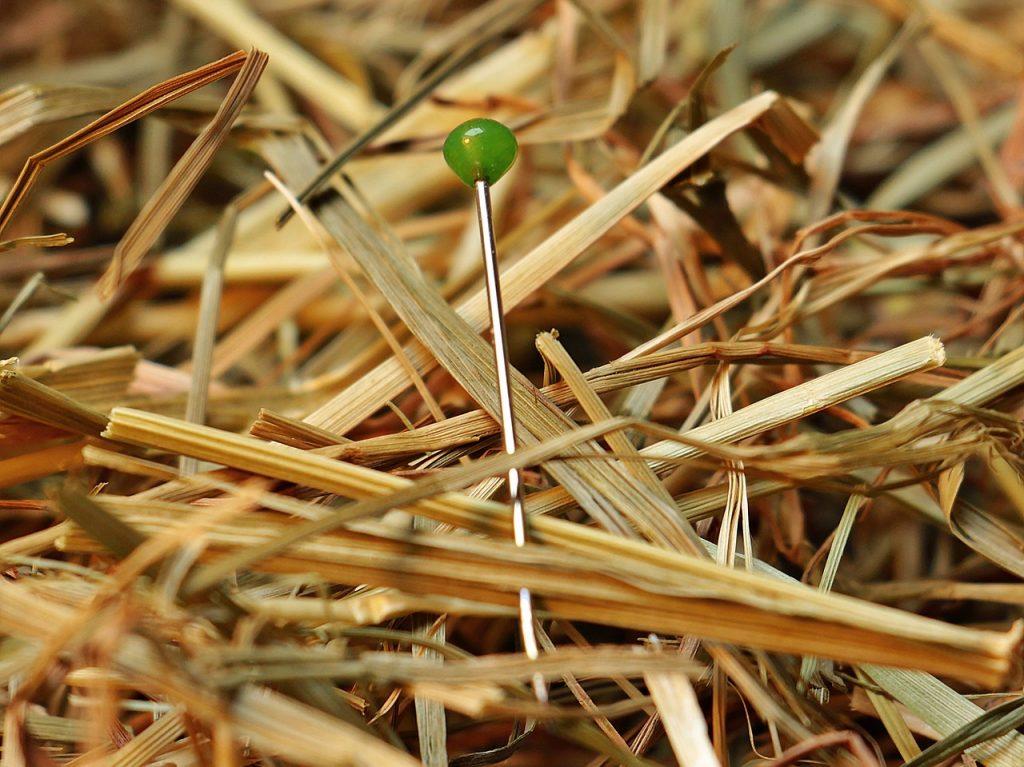 Регулярные выражения помогут найти иголку в стогу сена