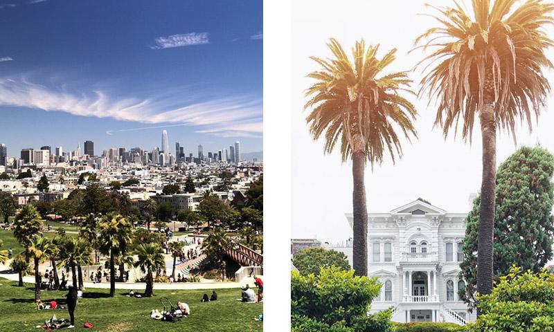 Жизнь в Сан-Франциско