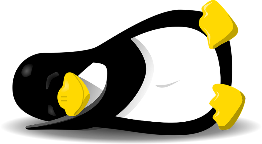 Tux - символ Linux
