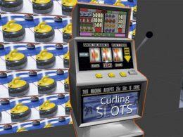Игровой автомат про керлинг и другие мусорные игры, сгенерированные скриптом
