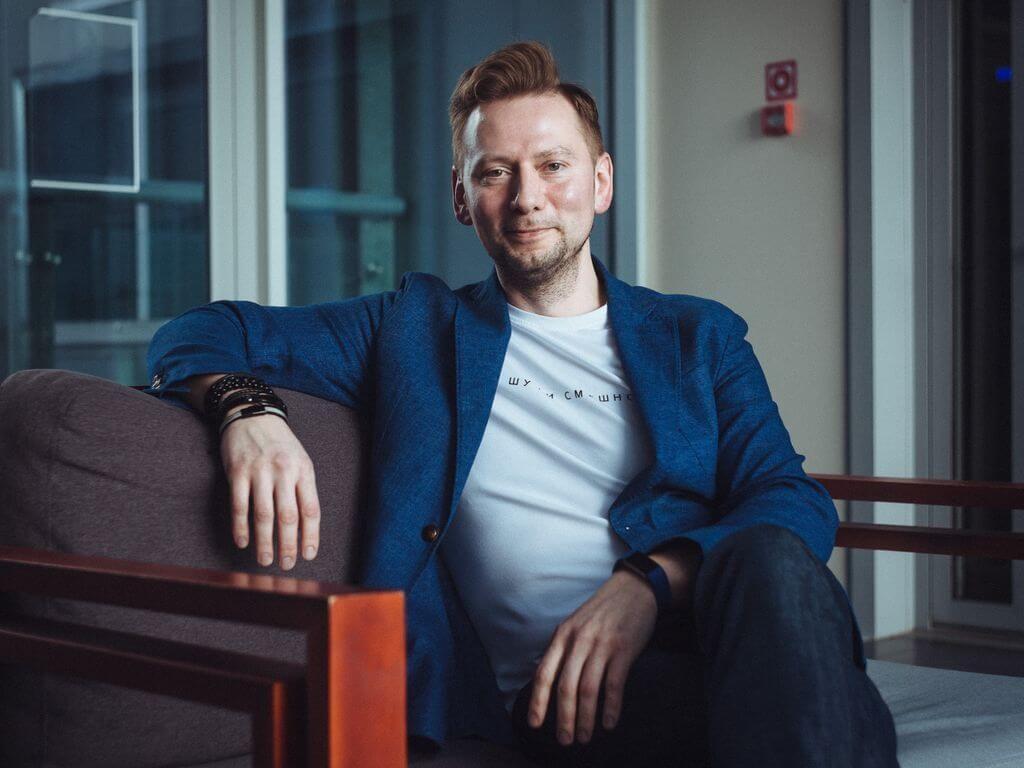 Дмитрий Гурский - архитектор решений ЕПАМ