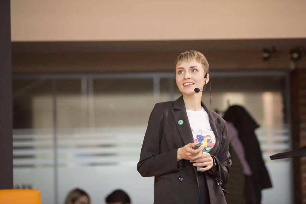 Head of Marketing агростартапа OneSoil Вероника Линдоренко