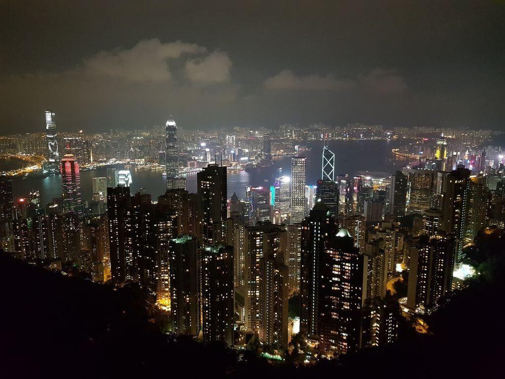 Жизнь в Гонконге