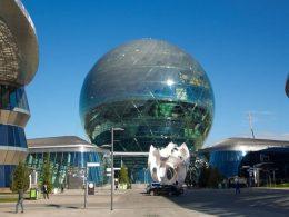 Astana hub