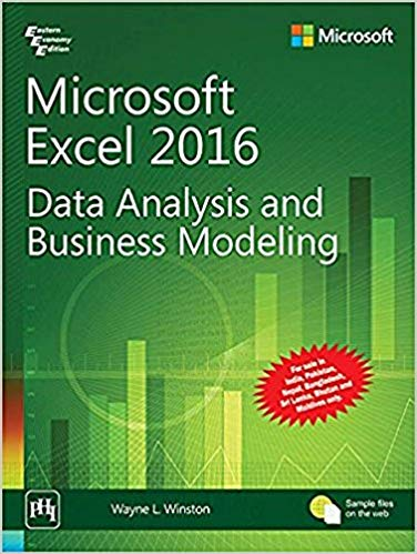 Microsoft Excel Data Analysis and Business Modeling – Wayne Winston