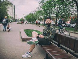Кирилл Жданович в Швеции