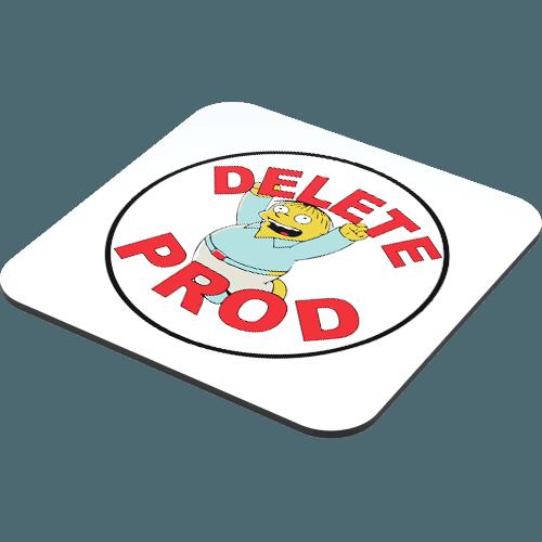 Delete prod