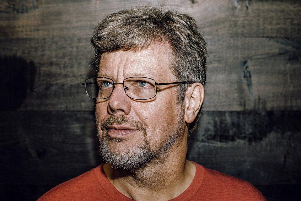 Гвидо ван Россум - создатель языка Python