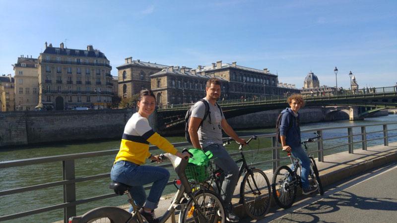 О переезде в Амстердам