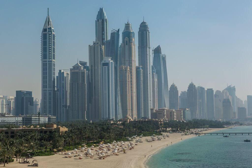Жизнь в Дубае
