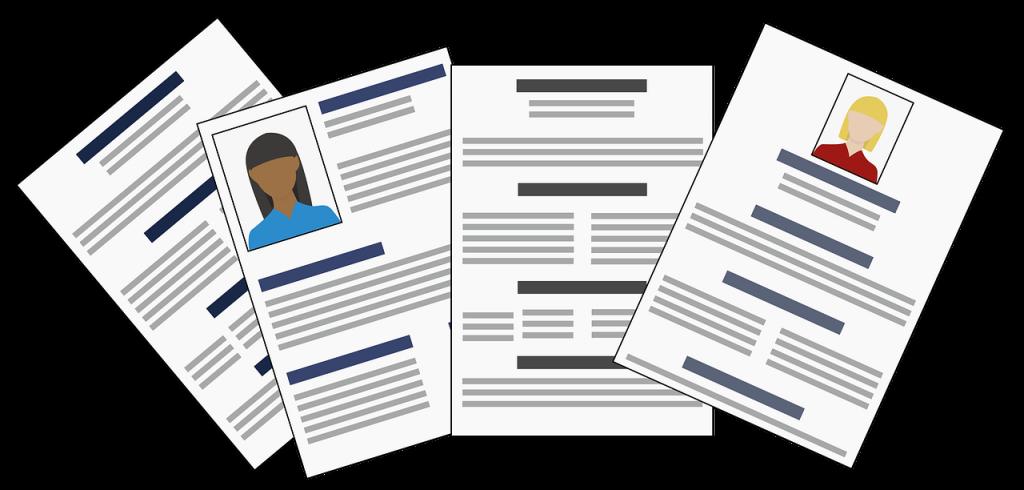 Структура вашего CV
