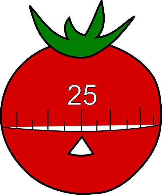 Прием помидора