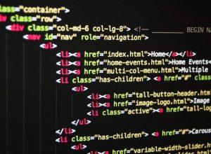 Список в html
