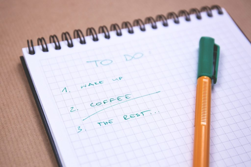 Списки задач