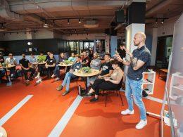 Айтишники обсудили культуру в компаниях