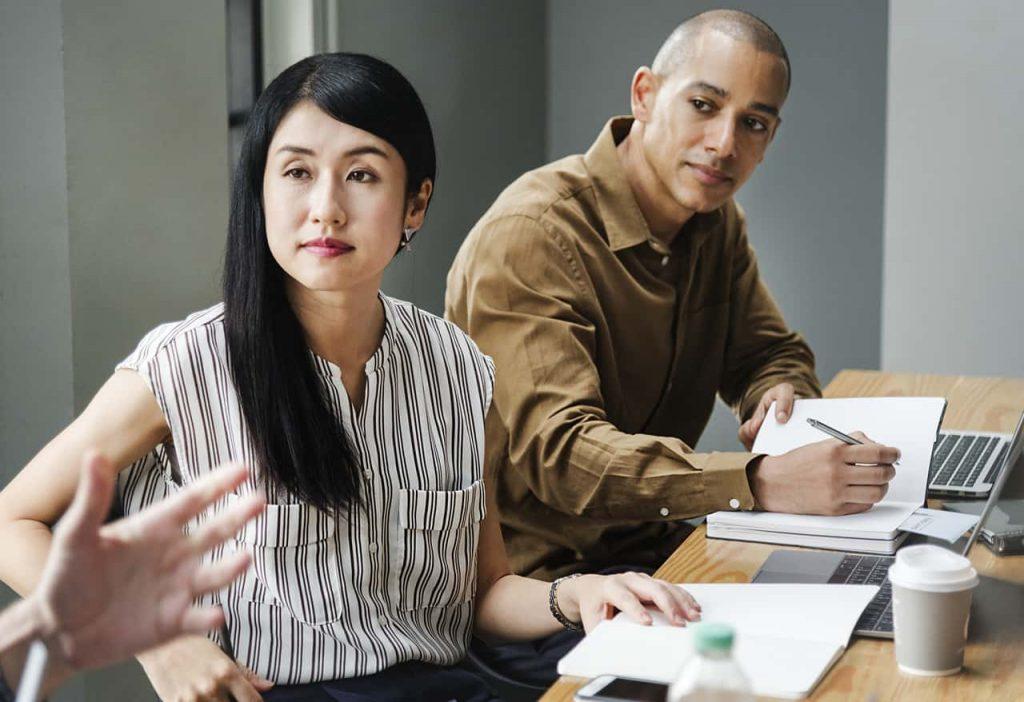 Умение общаться с коллегами