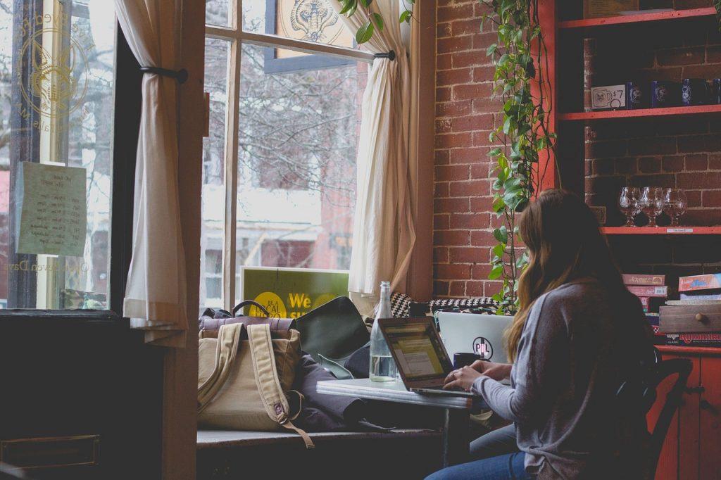 Возможность работать дома